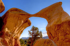 Metate Arch – Grand Staircase-Escalante National Monument