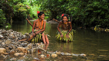 In harmony with nature: indigenous people on Siberut